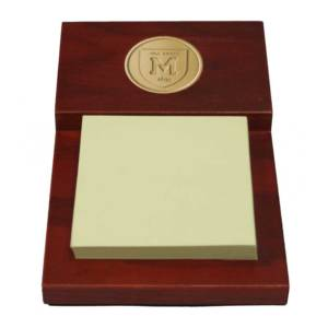 Post-it Holder-corporate gifts-Medal Craft Mint Inc