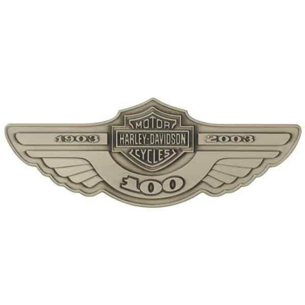 Medalcraft Mint anniversary lapel pin