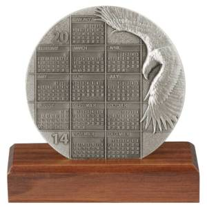 calendar-medallion-Medal Craft Mint Inc
