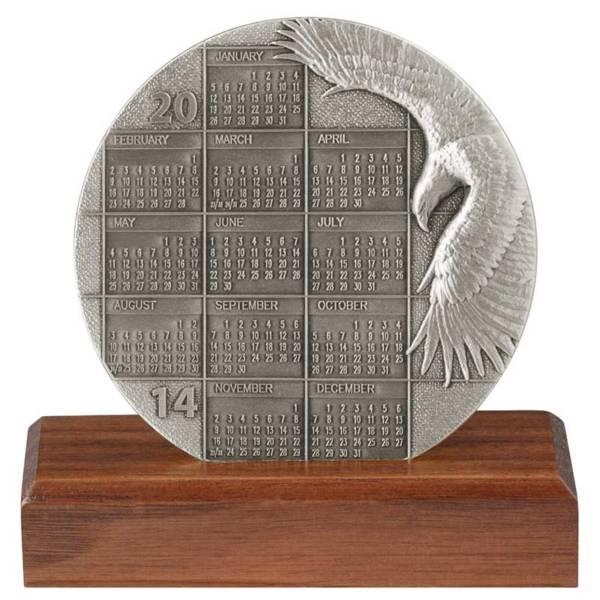 Medalcraft Mint calendar medallion