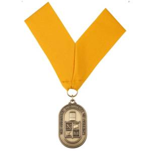 culinary-graduation medal-Medalcraft Mint Inc
