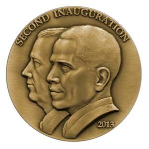 Inaugural Medallion