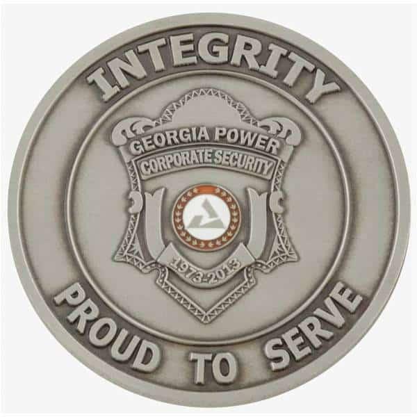 Medalcraft Mint Medallions
