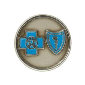 Medalcraft Mint medical lapel pin