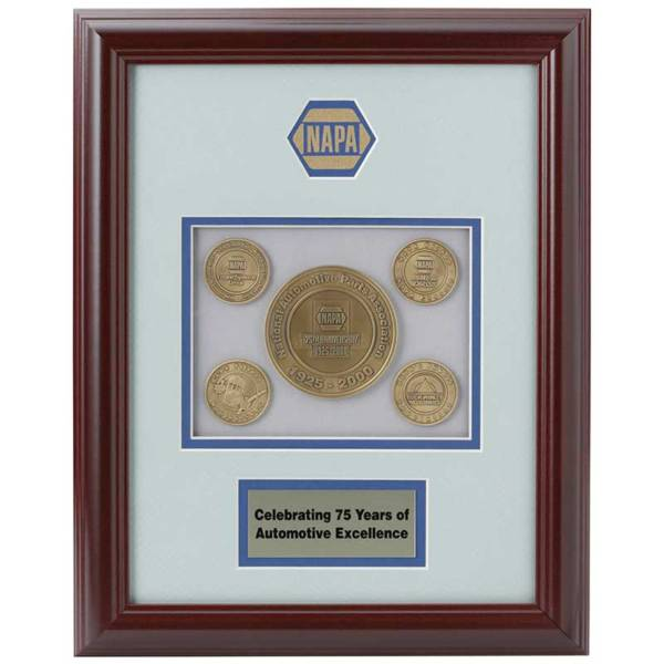 Medalcraft Mint Plaques Medal Boxes