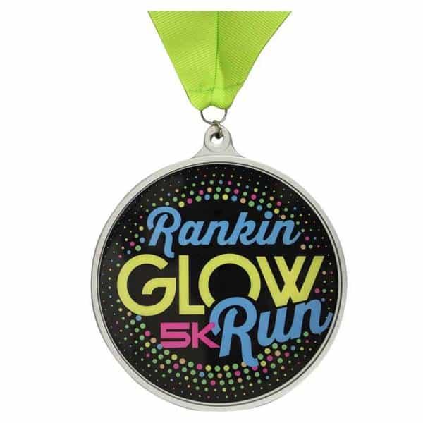 Medalcraft Mint Race Medal