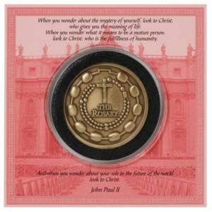 Religious Coin Card