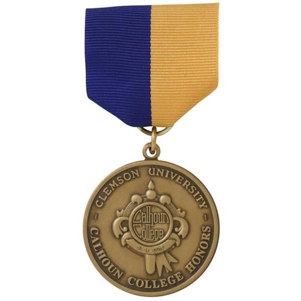 clemson university award medal