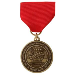 School Music Association Medal