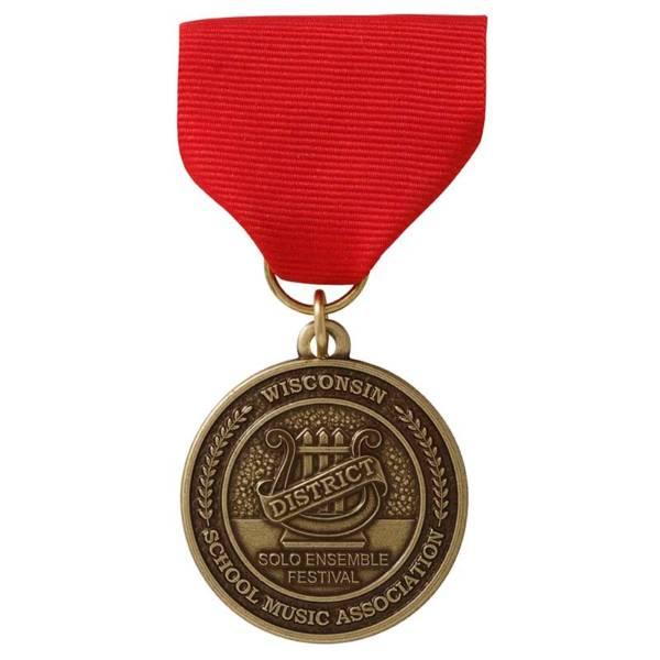 School Music Association Medalcraft Mint Inc