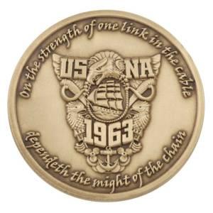 USNA Challenge Coin