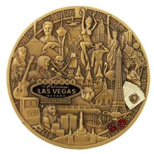 Sports & City Series Medal Craft Mint Inc