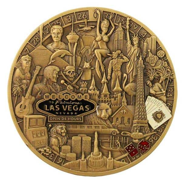 Sports & City Series Medalcraft Mint Inc