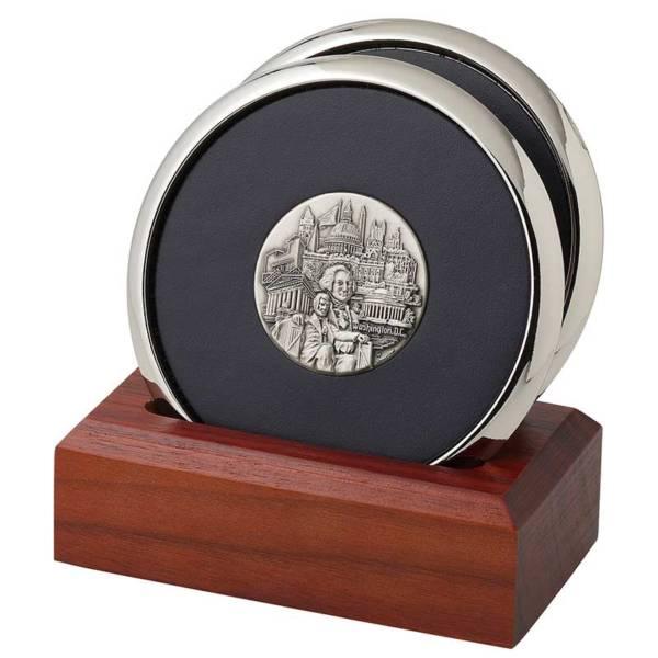 washington-dc-coasters-Medal Craft Mint Inc