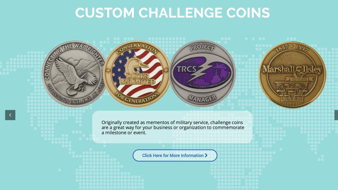 New Website Highlights Medalcraft Mint's American-Made Commemoratives