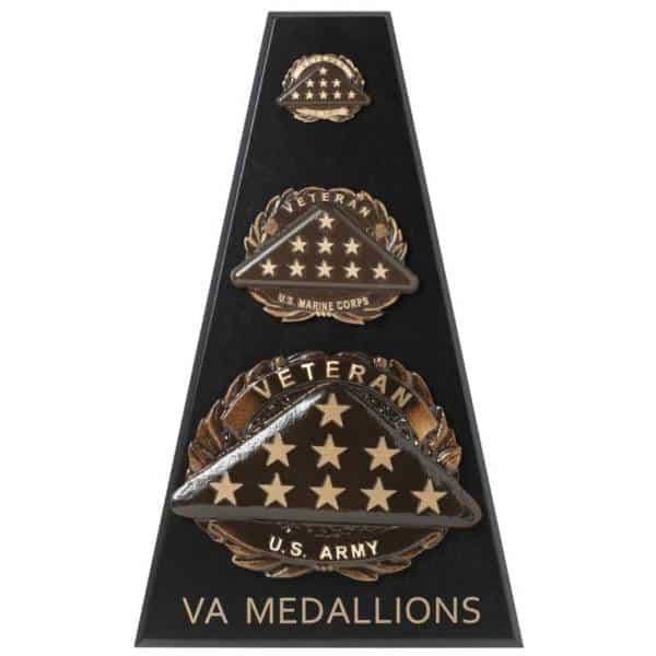 Medalcraft Mint VA Medallions