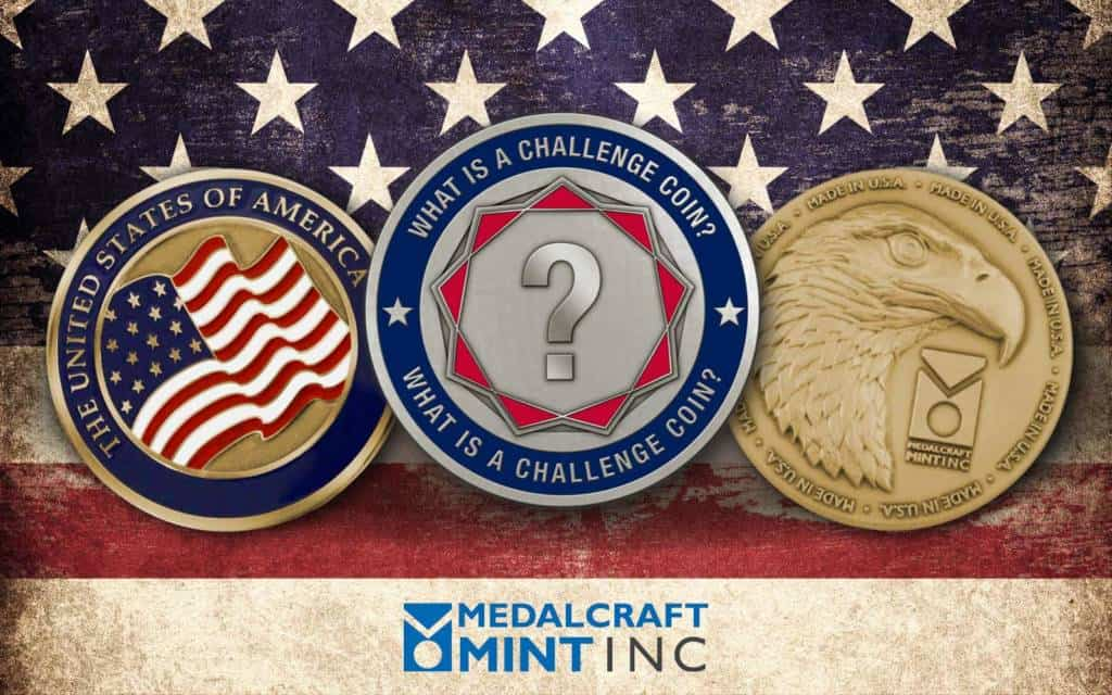 What is a challenge coin? Medalcraft Mint
