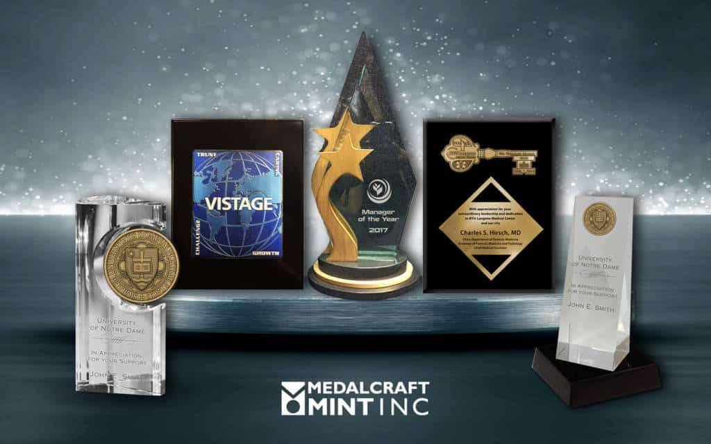 Medalcraft Mint Recognition Awards