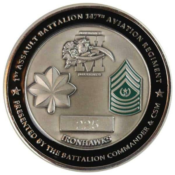 Medalcraft Mint assault battalion