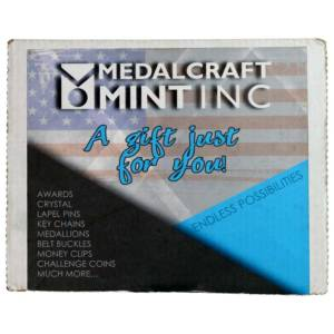 corrugated-package-Medal Craft Mint Inc