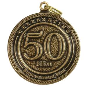 Empowerment Plan Medallion