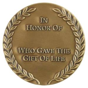Medalcraft Mint Gift of Life Medallion