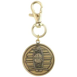 Making Waves Keychain