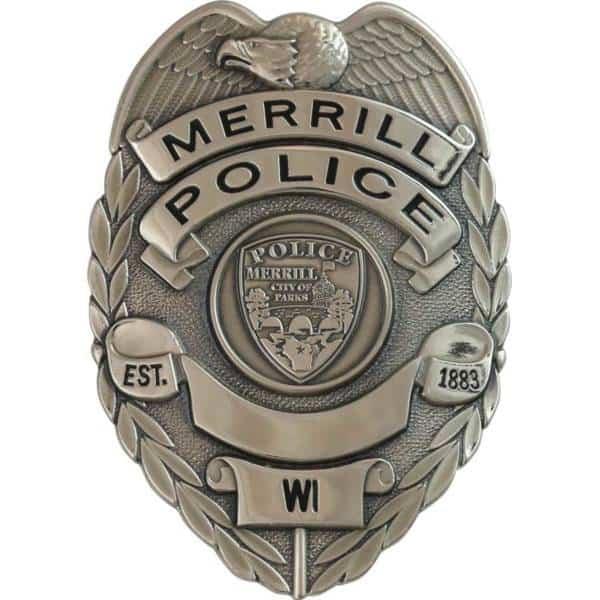 Medalcraft Mint Police Badge