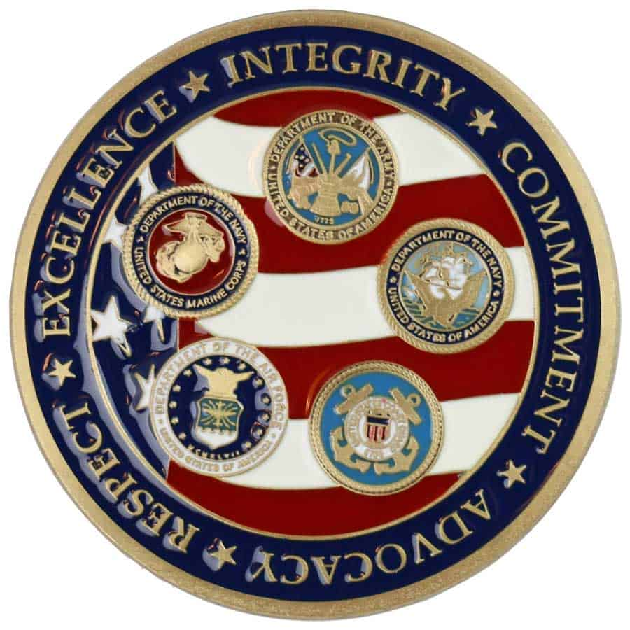 Military Challenge Coin – Medalcraft Mint, Inc