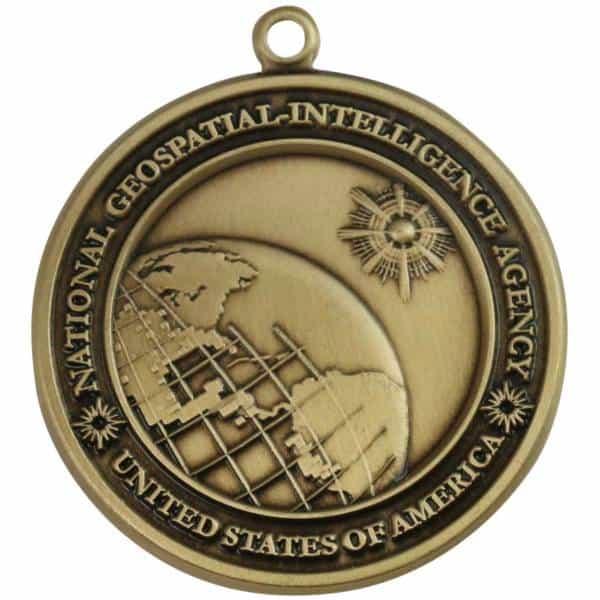 Medalcraft Mint National Geospatial Intelligence Agency
