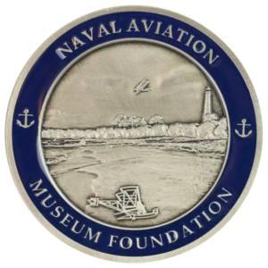 Naval Aviation Challenge Coin