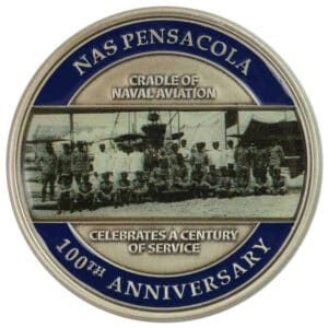 Medalcraft Mint Naval Aviation Challenge Coin