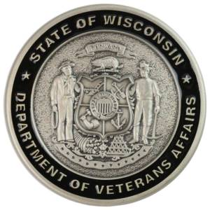 Medalcraft Mint Veterans Affairs Challenge Coin