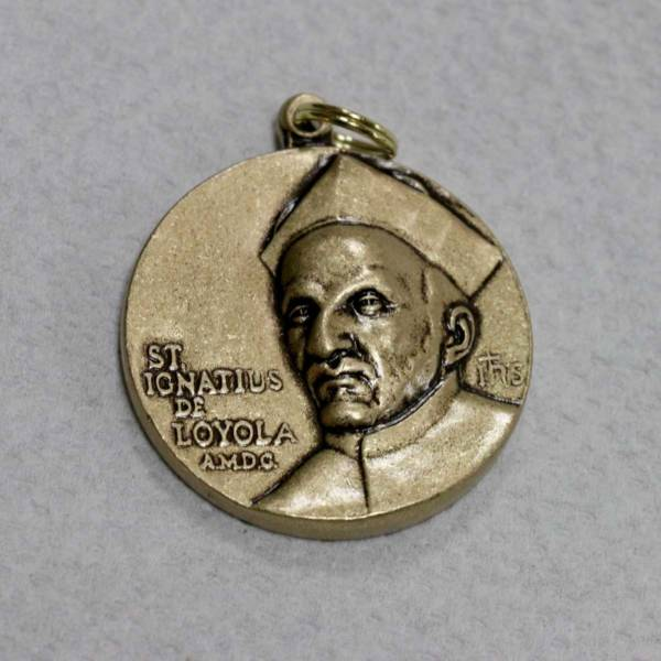 Medalcraft Mint Inc St. Ignatius Medallion