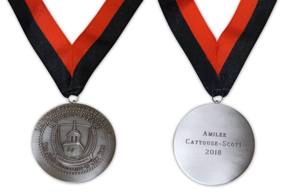 Alumnus Award Medalcraft