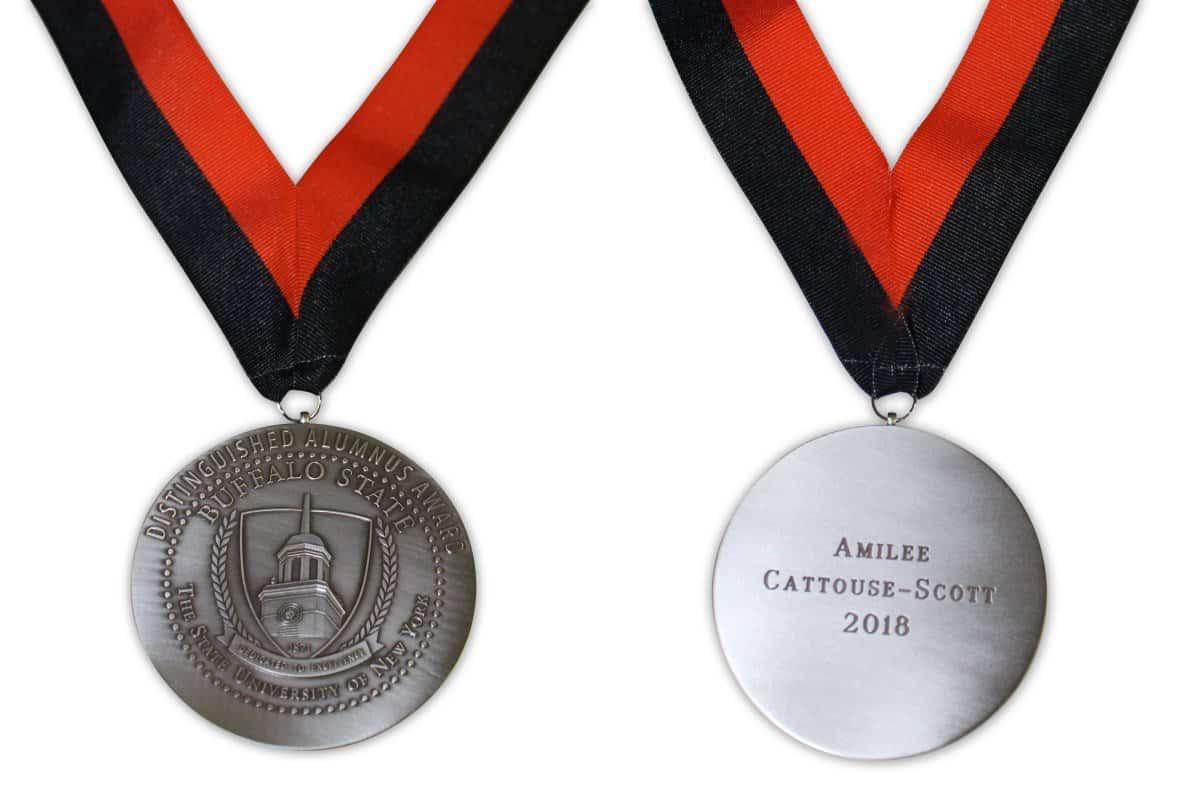 Medalcraft Mint Alumnus Award