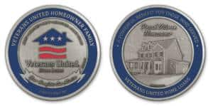 The Challenge: Supply a budget-friendly challenge coin veterans would like