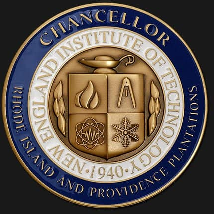 Medalcraft Mint Academic Medallions – New England Institute of Technology