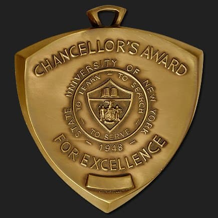 Medalcraft Mint Academic Medallions – Chancellor's Award For Excellence