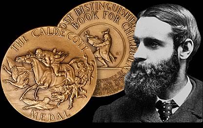Medalcraft Mint Caldecott Award