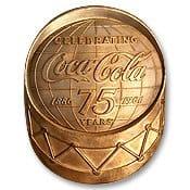Medalcraft Mint Corporate Medallions – Coca Cola
