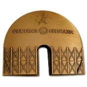 Medalcraft Mint Corporate Medallions –General Electric