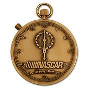 corporate challenge coins nascar