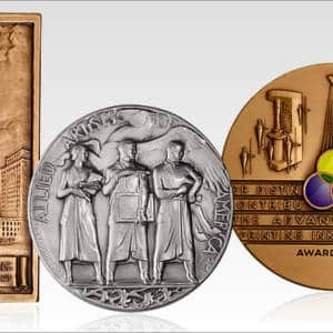 Corporate Medallions