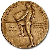 Medalcraft Mint Fraternal Medallions – Kiwanis