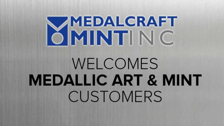 Medalcraft Mint completes purchase of commemoratives business