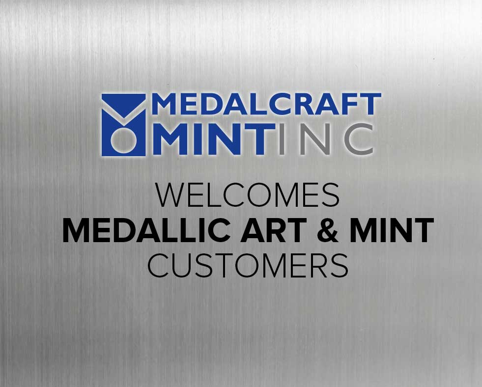 Medalcraft Mint purchases Medallic Art & Mint