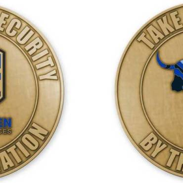Medalcraft saves the day with custom challenge coins
