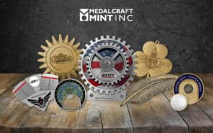 Custom coins differentiate your organization from the crowd