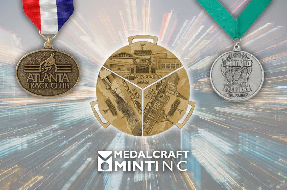 Sports medals can enhance your program's image